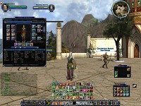 MMO UIsThe LOTR online Mines of Moria