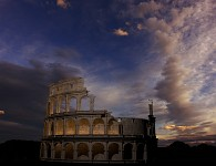 Colosseum by Ahmad Maad