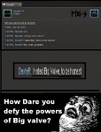 How Dare He?