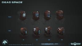 Dead Space Helmet Concept