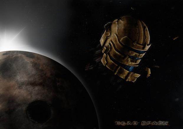 Dead Space Fan Art By Spooky 777