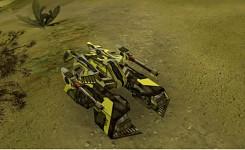 Canderous Assault Tank