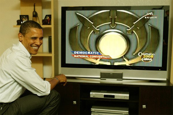 Obama Support GLA