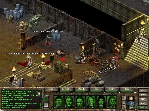 Fallout: Tactics