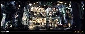 Deus Ex: Universe - Concept01