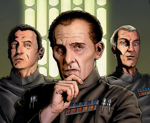 Officers of the Empire