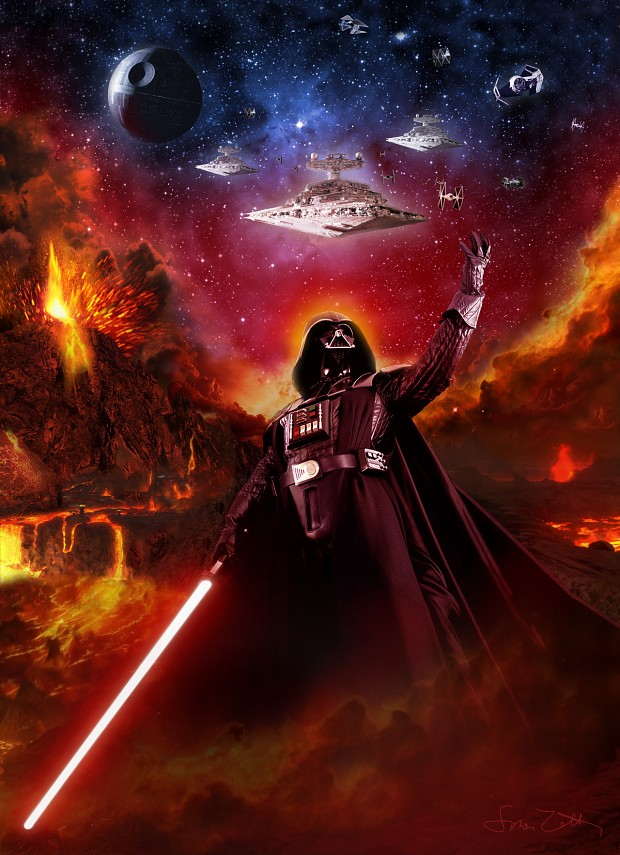 Vaders Rise
