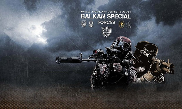 Balkan Special Forces
