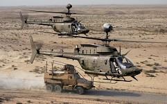 Odobrena isporuka 16 Bell OH-58 Kiowa helikoptera