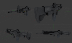 VHS 2 textures WiP