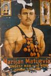 Najjači čovjek svijeta - Hrvat - Marijan Matijević