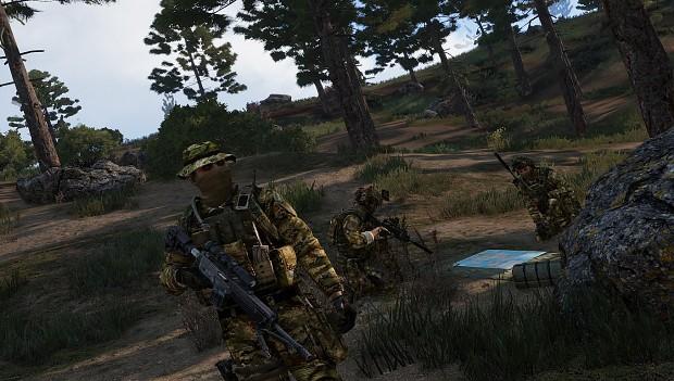 Vizualna nadogradnja [ARMA III]