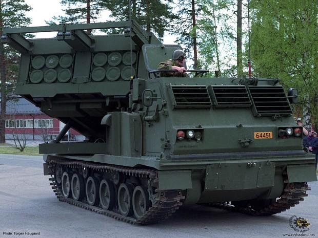 240/610mm argument (M-270)