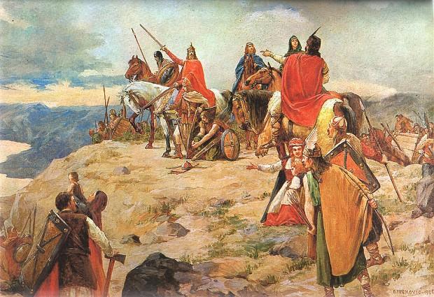 Dolazak Hrvata