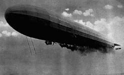 WW1 Zeppelin