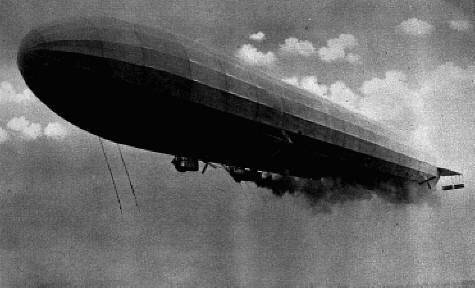 WW1 Zeppelin