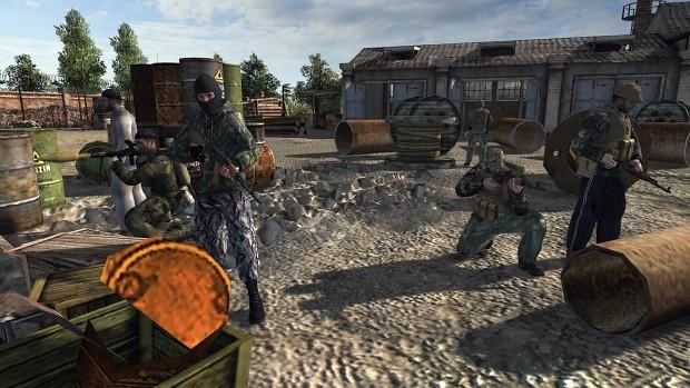 Chechen Rebels