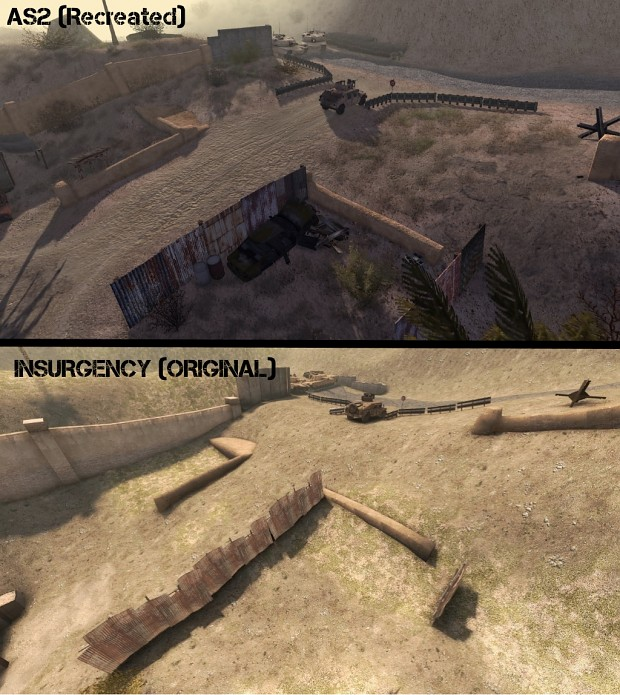 Mapping update (Comparison)
