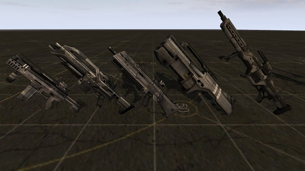 BF2142 Weapons image - GEM 2 Editor Fan club.