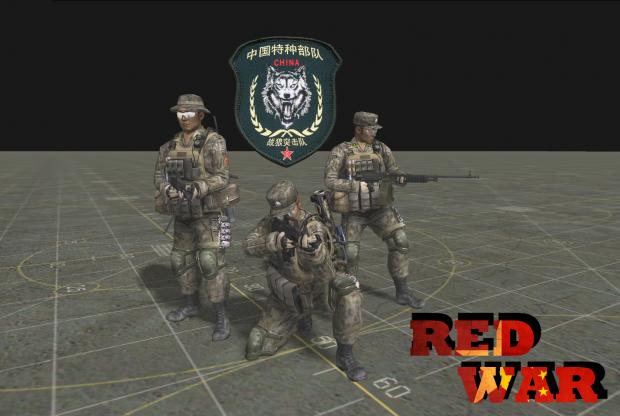 Wolf Warrior Squad
