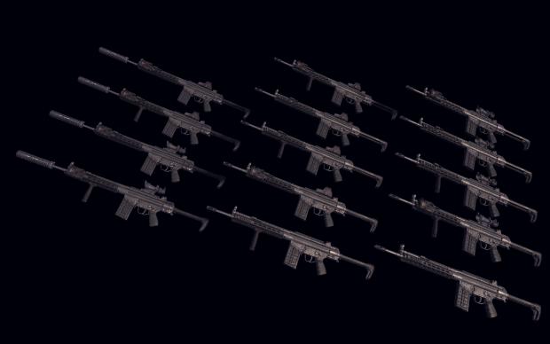 New G3 variants