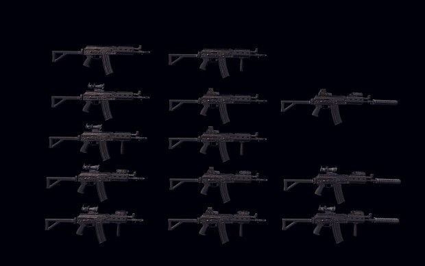 New M21 variants