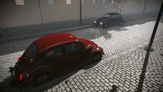 VW Beetle (WIP) - by Synce