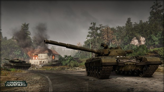 Armored Warfare - by Obsidian Entertainment