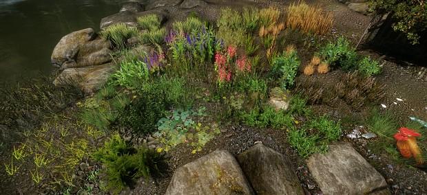 Diverse vegetation - by phunkman