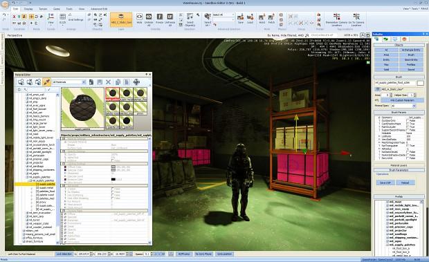 Sandbox Editor 3 Screenshots