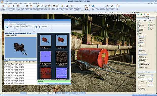Sandbox Editor 3 Screenshots