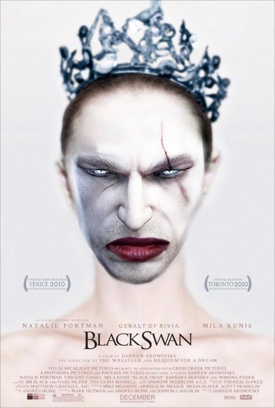 The new swan queen