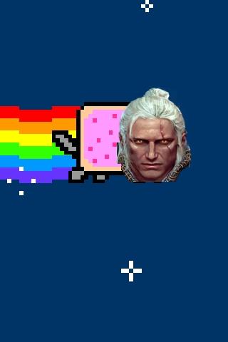 Nyan Geralt
