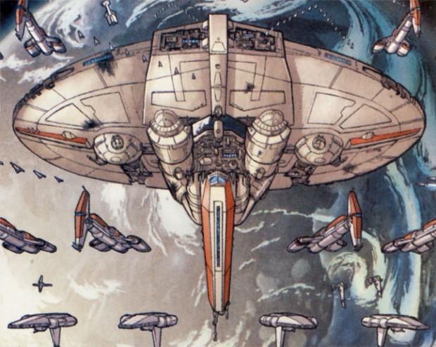 inexpugnable class battleship
