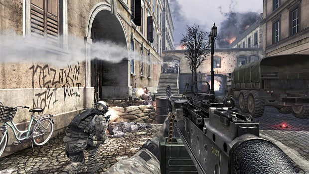 Mw3 Mp Screenshot