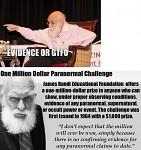 Evidence or GTFO!