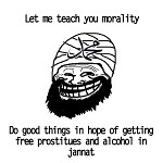 Lesson on morality