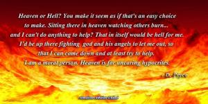 Moral beings