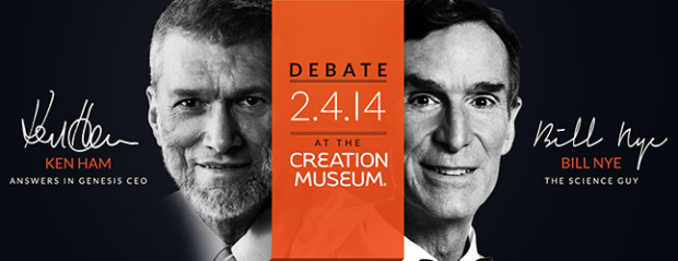 Bill Nye vs. Ken Ham