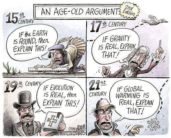 The Old Age Argument