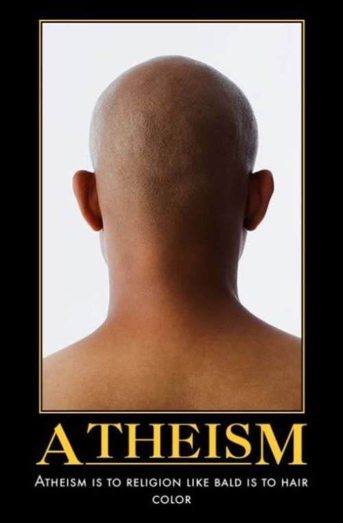 atheism isnt a religion
