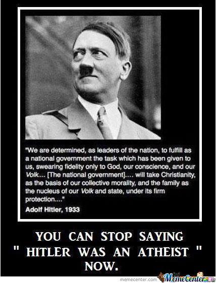 More Hitler