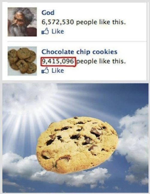 God or Cookies