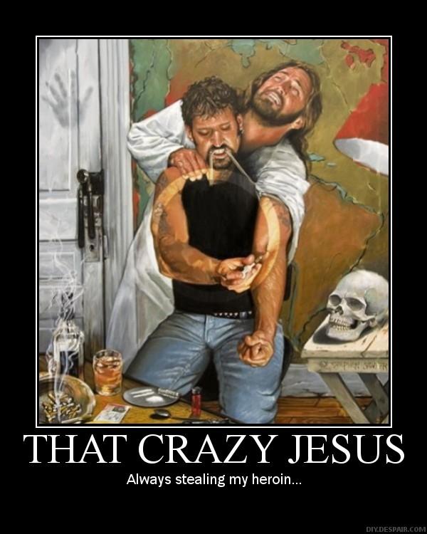 Silly Jesus