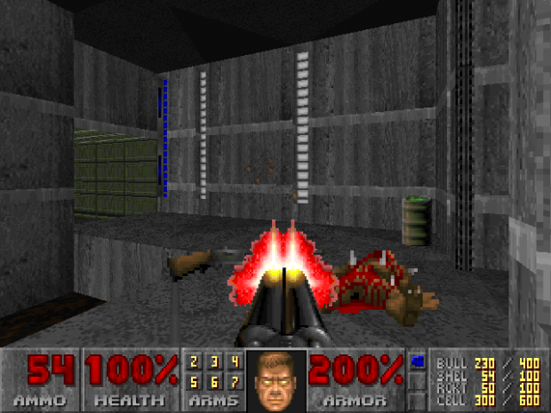 Modified Doom2 stuff