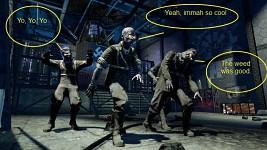 Zombie comedy