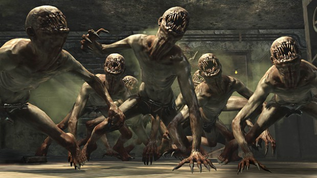 Gas Zombies