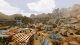 Fallout new vegas enb test :)