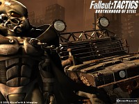 Fallout: Tactics Brotherhood of Steel