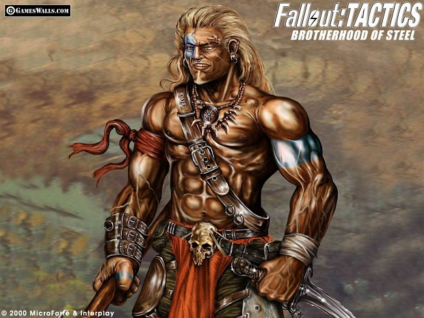 Fallout: Tactics Brotherhood of Steel